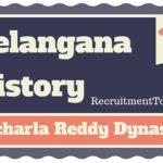 Telanga History Recharla Reddy Dynasty