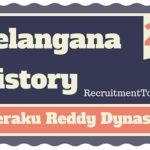 Telangana History Cheraku Reddy Dynasty