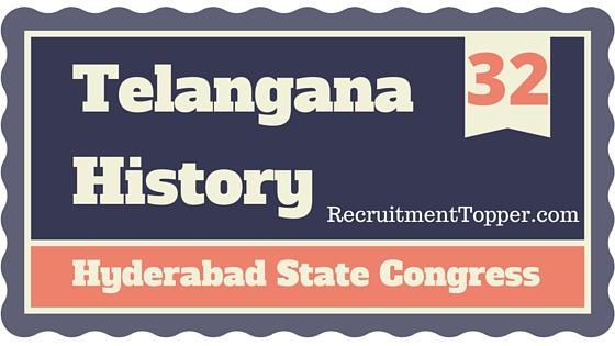 telangana-history-hyderabad-state-congress