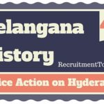 Telangana History Police Action on Hyderabad