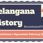 Telangana History The Gentlemen's Agreement February 20,1956