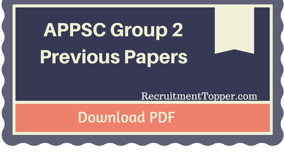 appsc-group-2-previous-papers-download-pdf