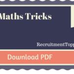 Maths Formulae tricks Download