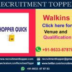 Shopper Quick Walkins for Experienced at Chennai
