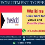 Threshold Software Solutions Walkins for Experienced at Hyderabad