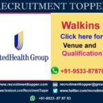 UHG Walkins for Freshers at Hyderabad