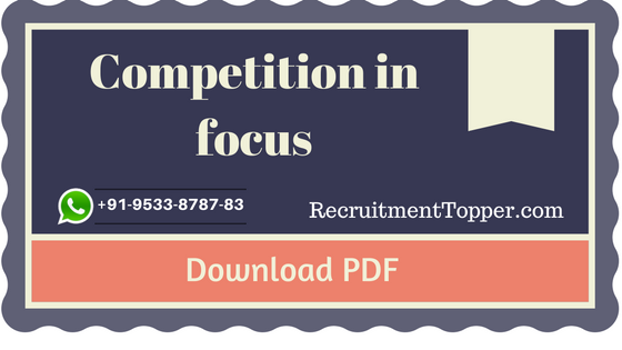 competition-in-focus
