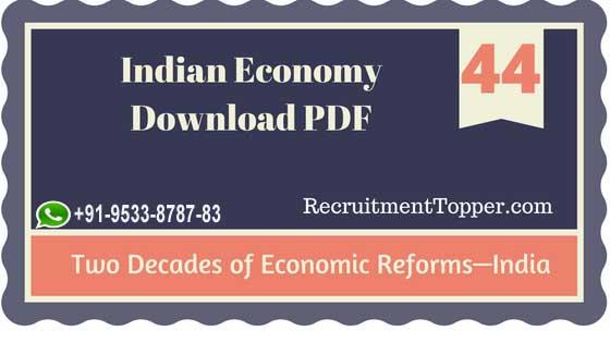 two-decades-of-economic-reforms-india