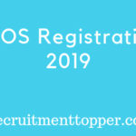 NIOS Registration 2019 | Application Form for Block 2 NIOS Exam
